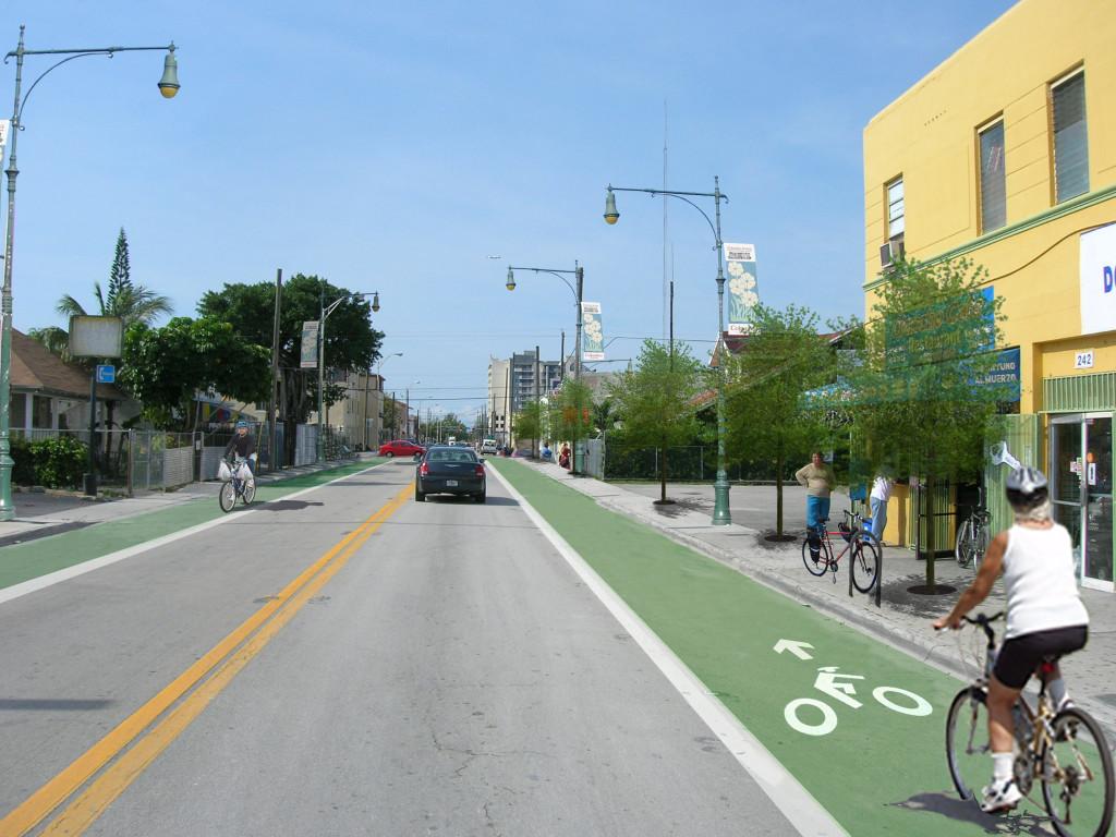 Miami2030 Bicycle Master Plan_BikeLanes