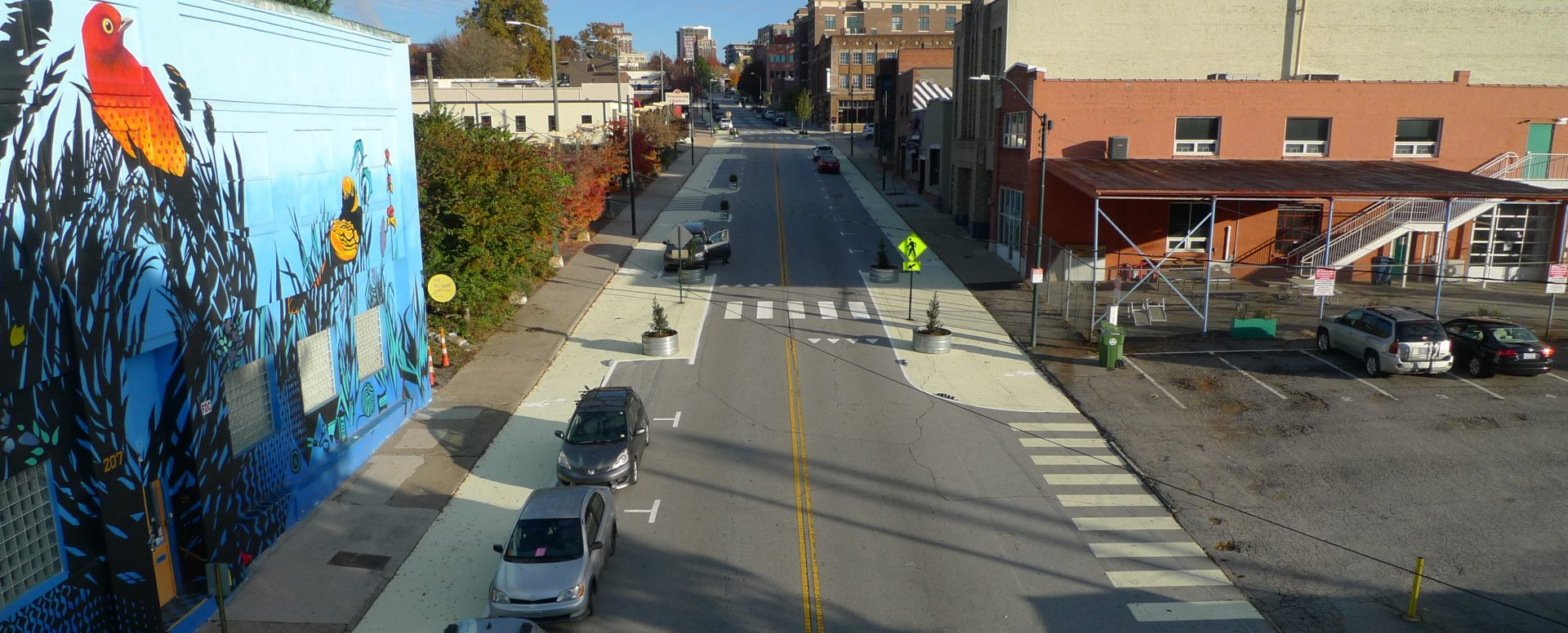 Open Streets for Small Businesses